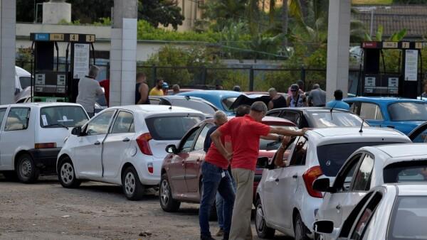 CUBA-US-VENEZUELA-OIL-SHORTAGE