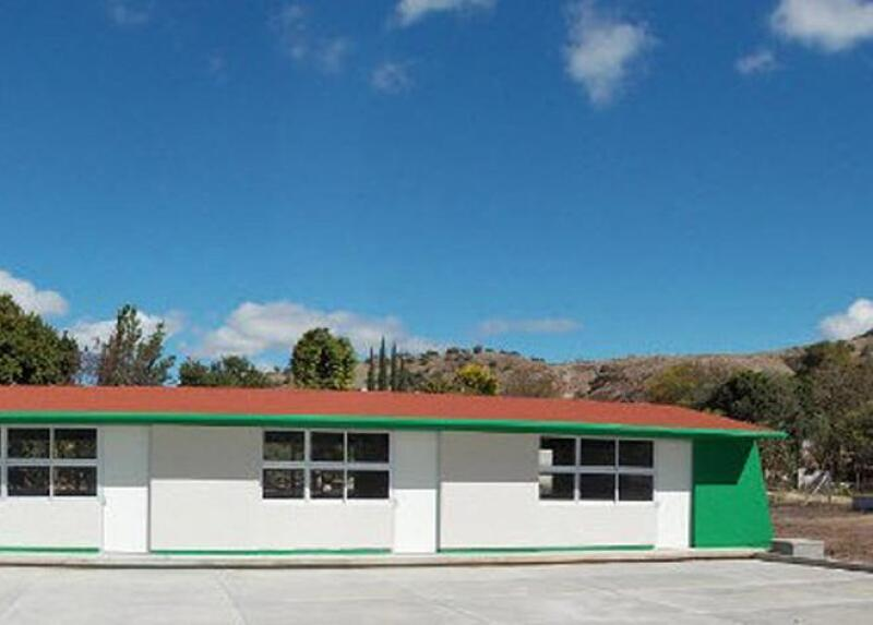 Espacio educativo Oaxaca
