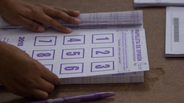 Elección en la CDMX