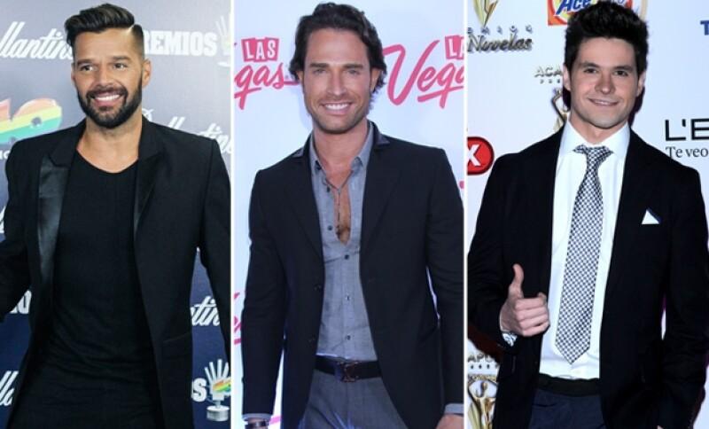 Ricky Martin, Sebastián Rulli y Eleazar Gómez tomaron en cuenta este día y lo compartieron en Twitter.