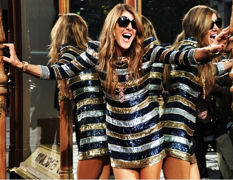 Anna posee uno de los closets más codiciados del mundo de la moda, los cuales matiene a una temperatura de 15 grados c.