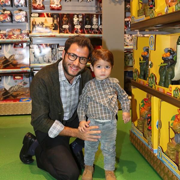 Jorge y Jorge Aboumrad