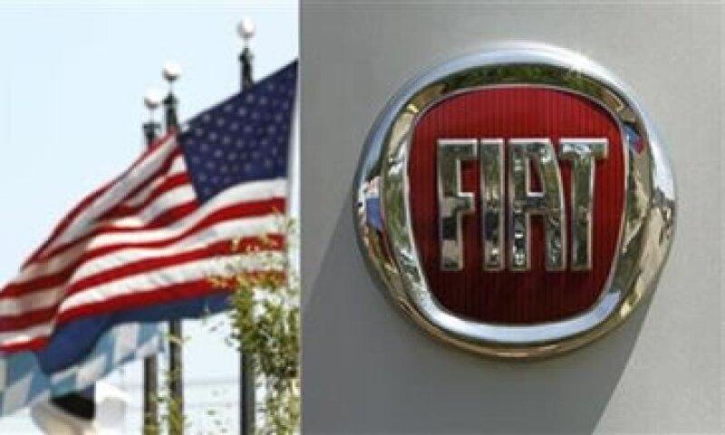 Las acciones de Fiat cerraron con una baja del 4.4%, eliminando los avances del lunes. (Foto: Reuters)