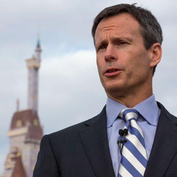 La división de parques temáticos y complejos turísticos de Disney, dirigida por Tom Staggs, informó que tiene planes seguir ampliado Fantasyland hasta 2014