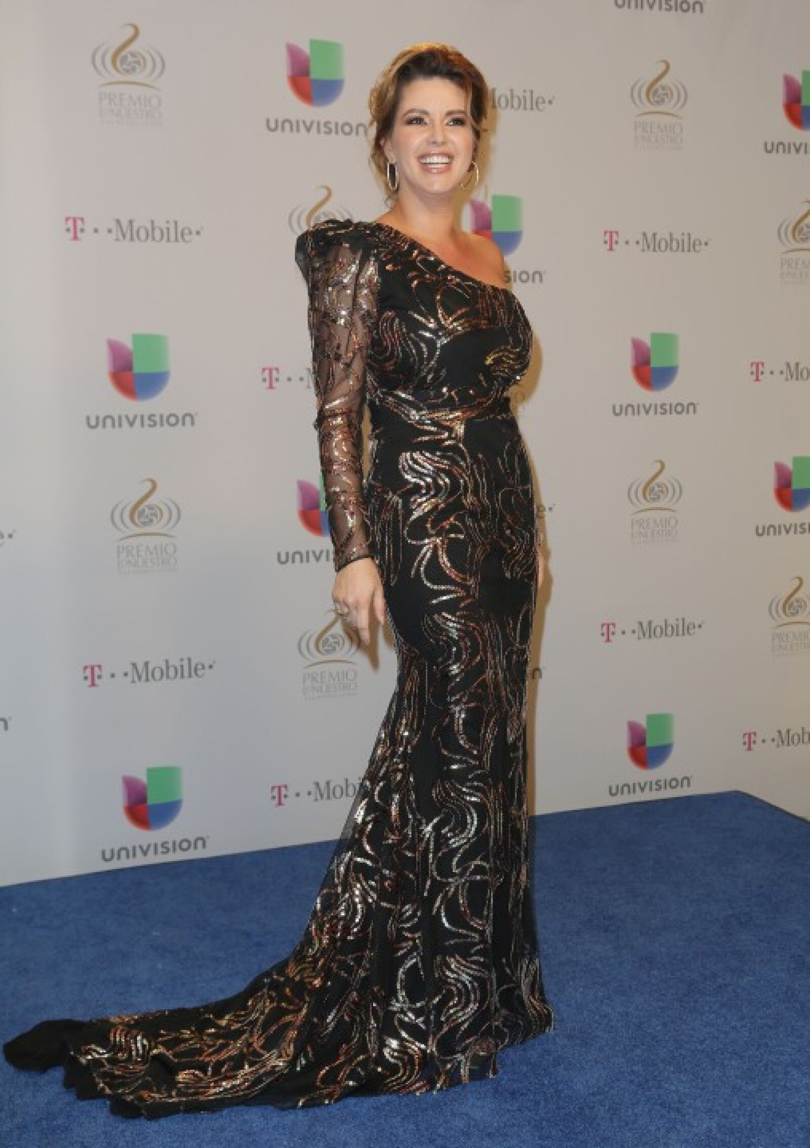 Alicia Machado.