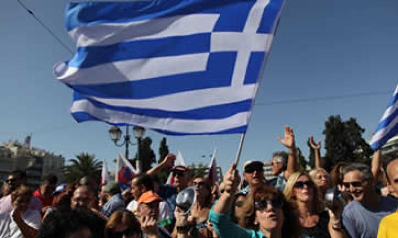 El Gobierno heleno no específico las concesiones que hizo la troika. (Foto: AP)