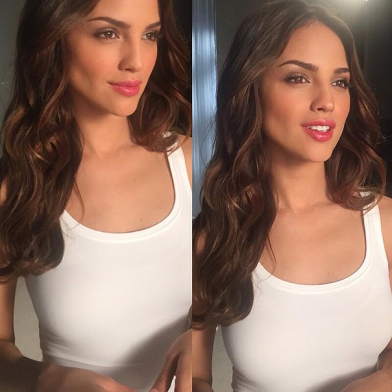 La actriz realizó un spot televisivo con el que dio a conocer emocionada que es la nueva embajadora de Neutrogena.