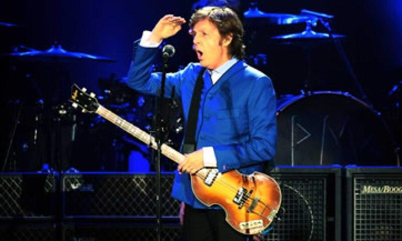 Prodigy MSN ofrecerá promociones en sus redes sociales durante el concierto de Paul McCartney. (Foto: Notimex)