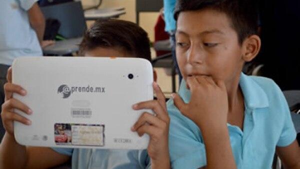 El 70.2% de la población en México de entre seis y 17 años usa Internet, según el Inegi. (Foto: Cuartoscuro)