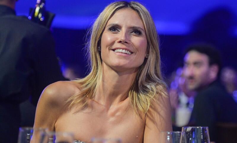 La supermodelo alemana dejó entrever la posibilidad de que podría demostrar sus habilidades para hacer el famoso `paso del caballo´ en la próxima entrega de los MTV EMA.
