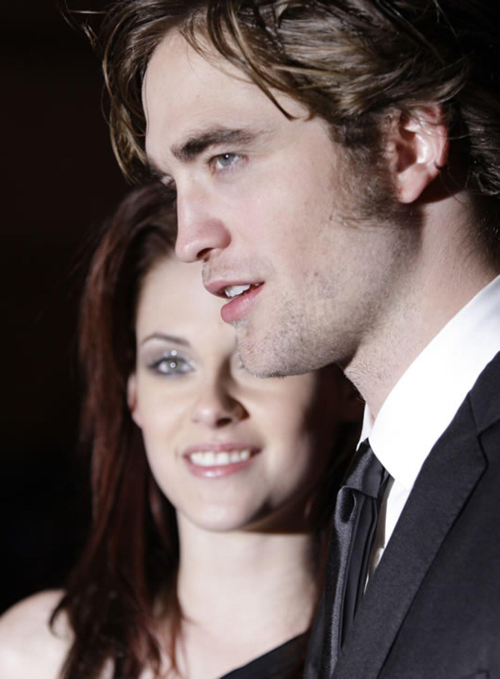 Ambos se conocieron en el set de filmación de la película `Crepúsculo´.