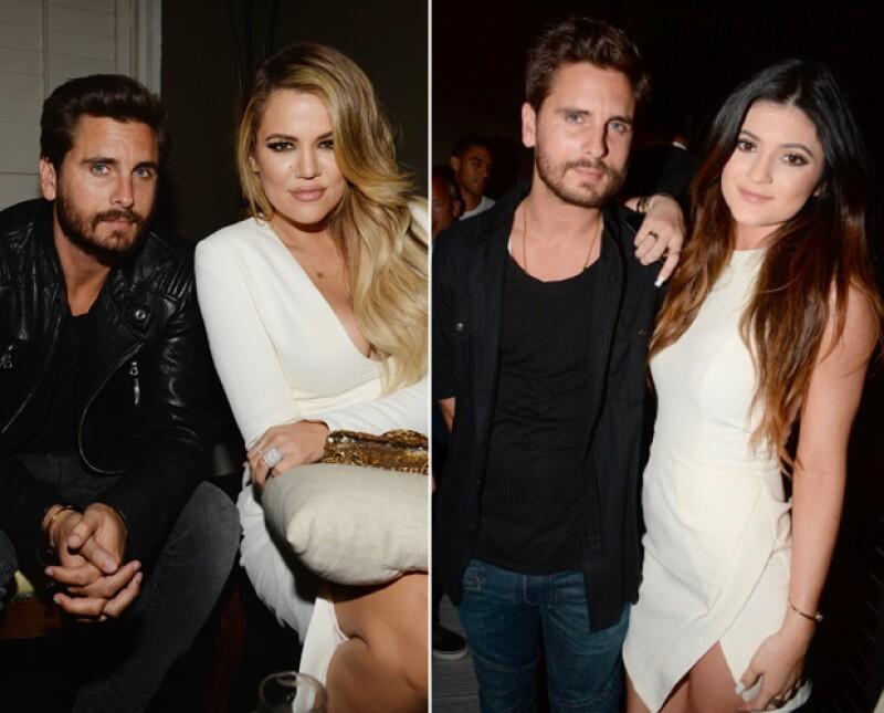 Tras rumores de que Scott la había engañado con Khloé Kardashian, ahora un testigo reveló que Kylie, la hija menor de Bruce Jenner de 17 años de edad, también estuvo con él.