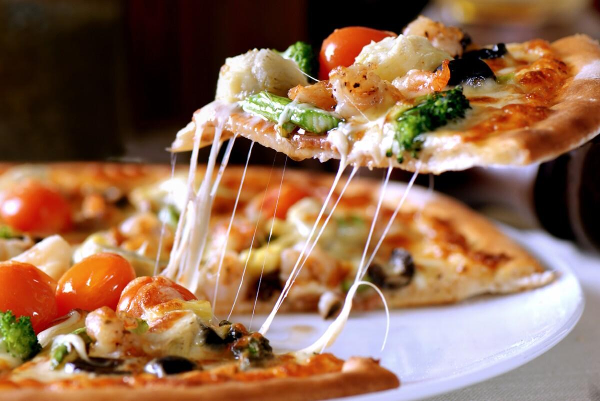 La Pizza Es Saludable Si Y No