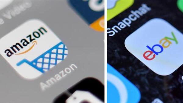 eBay demanda a Amazon