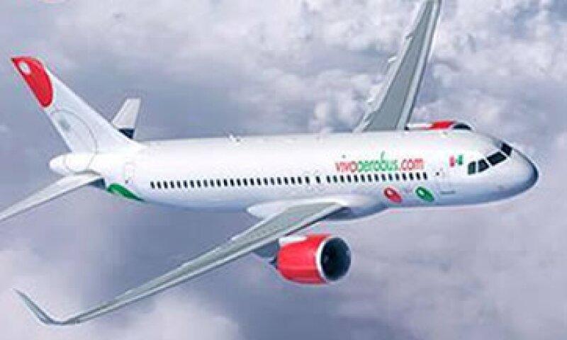 VivaAerobus planea comprar 52 nuevos equipos para entrega entre 2015 y el año 2021. (Foto: Tomada de facebook.com/VivaAerobus)