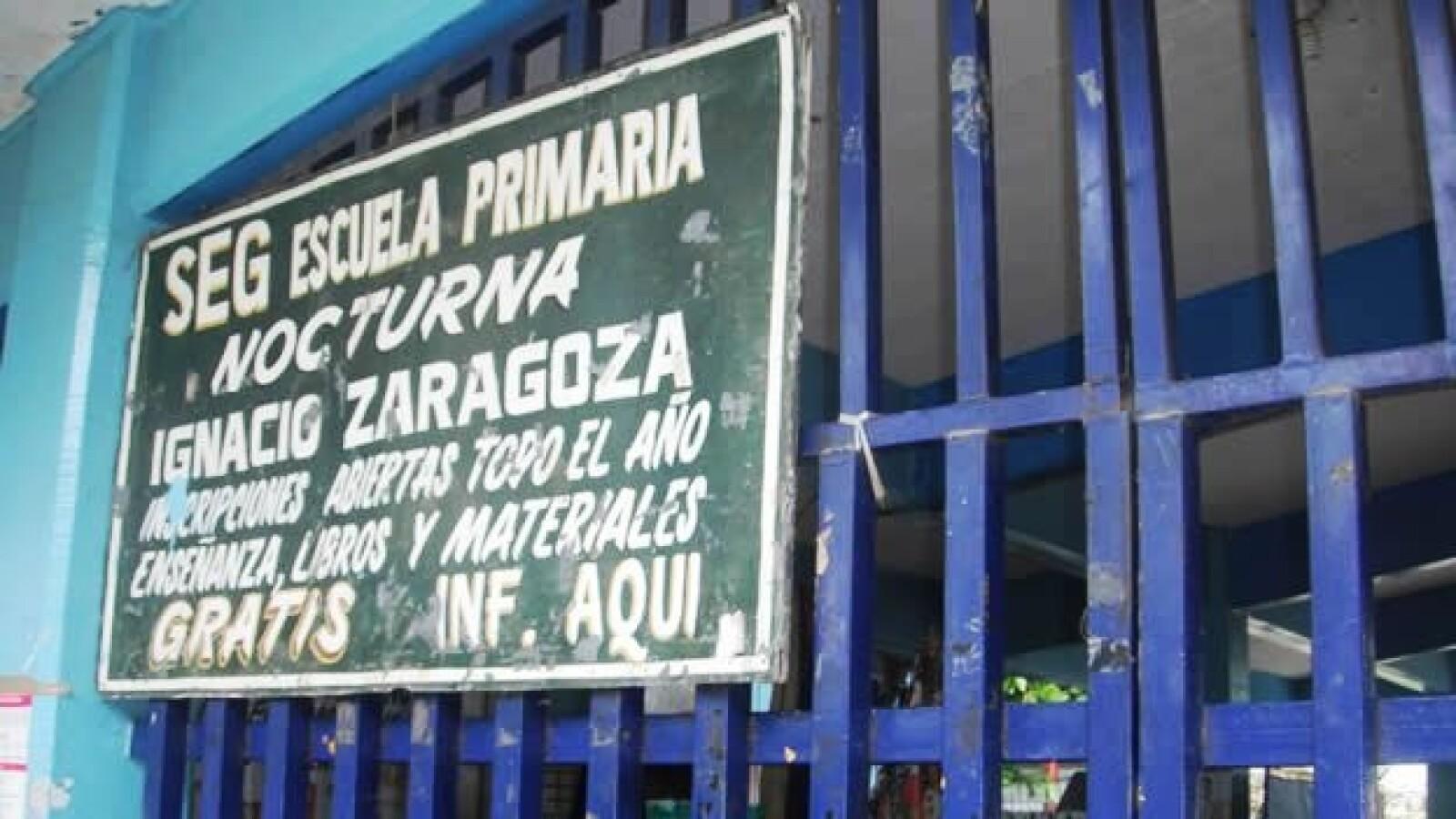 escuela Acapulco cierre