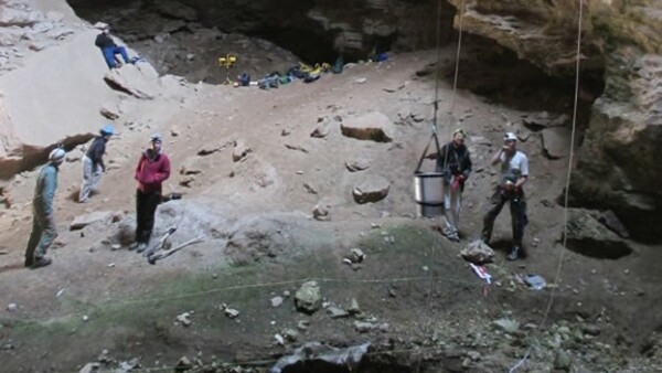 restos prehistóricos wyoming