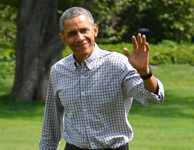Obama cumple 54 años y lo festejamos con un recuento de sus mejores momentos en discursos políticos o en entrevistas en programas de televisión.