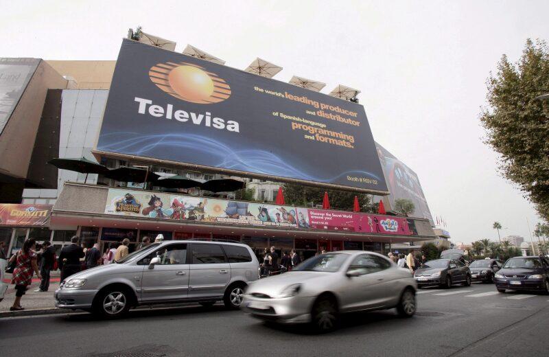 Televisa tenía 11% de participación en Univisión en 2006. (Foto: Procesofoto)