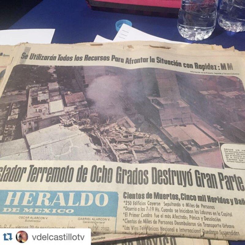 Hace 30 años, el 19 de septiembre de 1985 tuvo un amanecer tristemente histórico: un sismo de 8.1 grados dejó miles de muertos y casi 3 mil inmuebles dañados en la Ciudad de México.