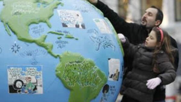 Hay quienes afirman que el cambio climático y el calentamiento global no tienen su origen en la actividad humana. (Foto: Archivo Reuters)