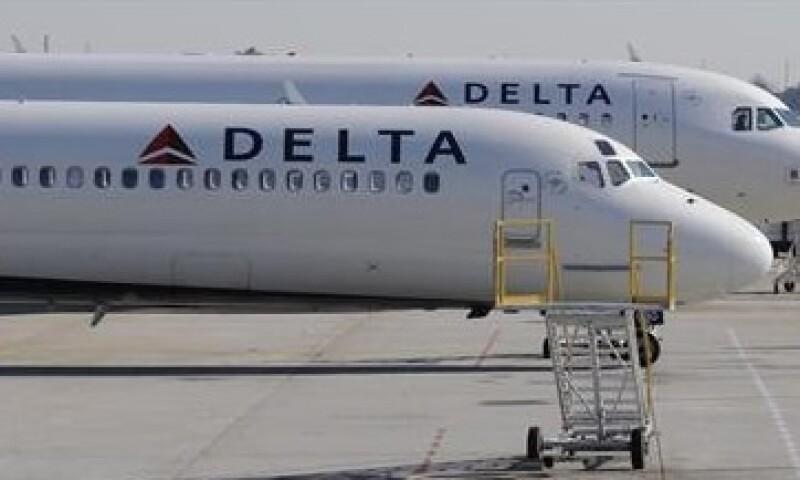 Delta es una de las inconformes con las prácticas de Emirates Airlines.  (Foto: Reuters)