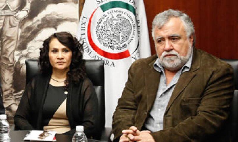 Dolores Padierna reiteró que esperarán a la reunión de la Junta de Coordinación Política. (Foto: Cuartoscuro)