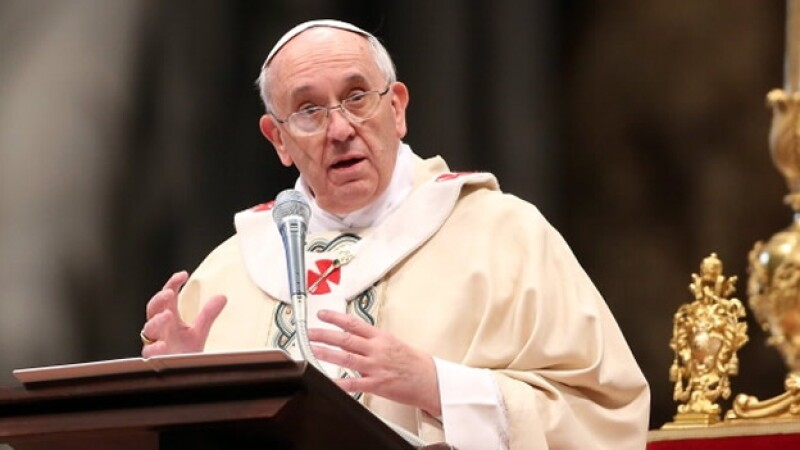 Papa Francisco archivaldo GET