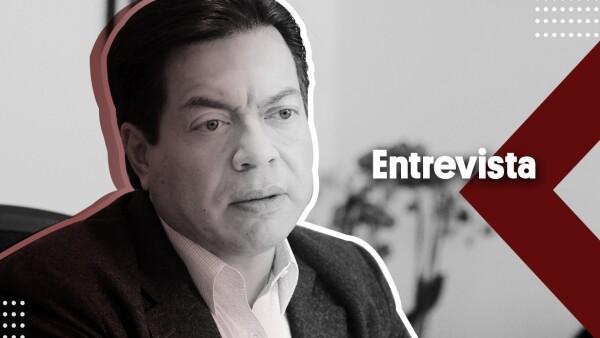 Mario Delgado entrevista