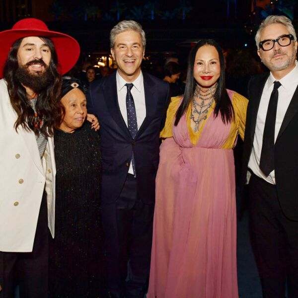 2019 LACMA Art + Film Gala Honoring Betye Saar And Alfonso Cuarón Presented By Gucci - Inside