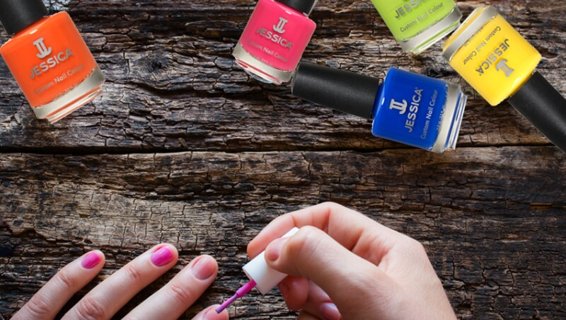 Los colores de uñas para el verano
