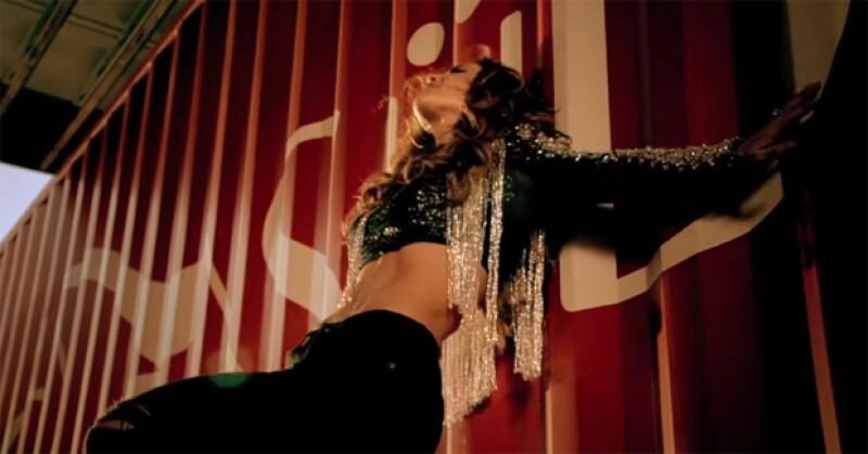 """A finales del año pasado, Anahí lanzó los sencillos """"Rumba"""" y """"Boom Cha""""."""