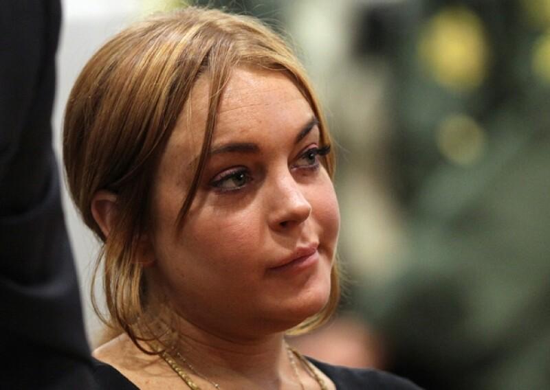 Si no admite que tiene problemas con el alcohol la cantante podría ir a la cárcel, ya que se estableció un acuerdo en el que si ella tomaba unos meses de rehabilitación, podrían suspender su condena.
