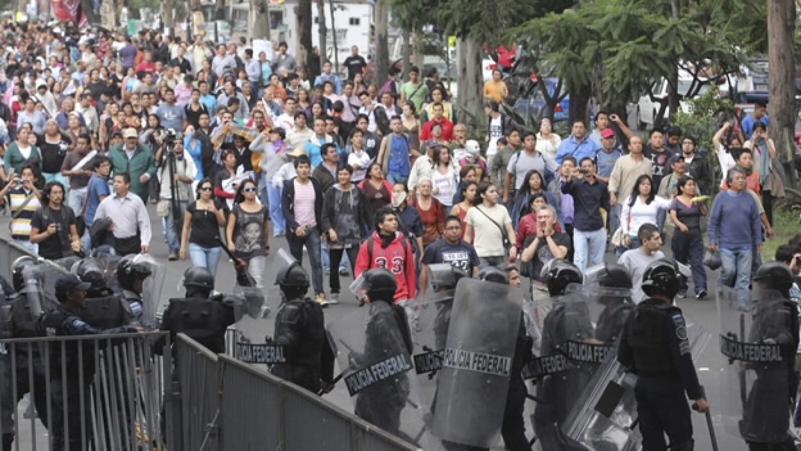 yosoy132 marcha funebre tribunal