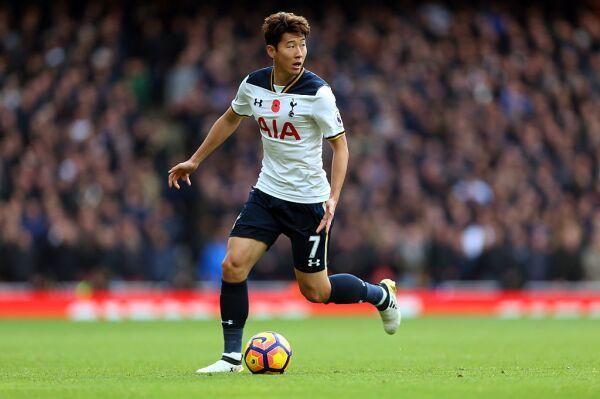 Son Heung-Min Tottenham