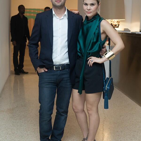 Fernando y Mariana Marroquín