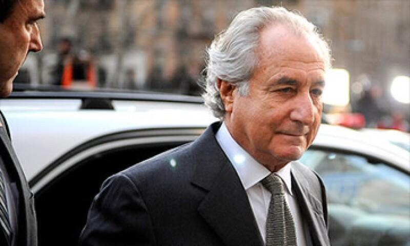 Bernie Maddoff cumple actualmente una condena de 150 años en prisión. (Foto: Cortesía CNNMoney)