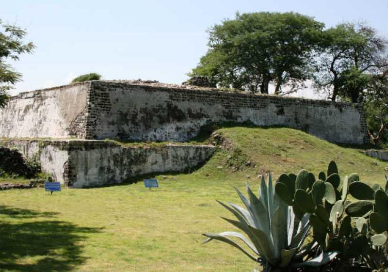 ex Convento de la Purificaci�n de Santa Mar�a Tepapayeca 2