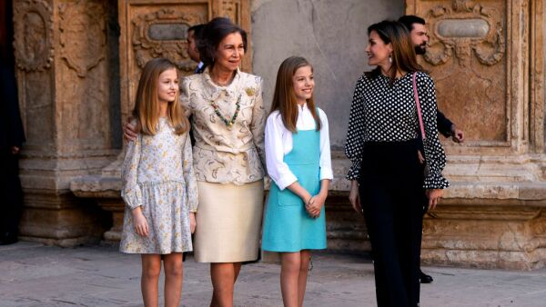 Familia Real España