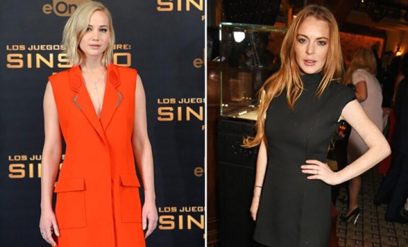 """Durante su aparición en """"The Late Show with Stephen Colbert"""", la actriz admitió la presión que tiene con tanto trabajo, llegando a comparar su estado deteriorado con el aspecto de Lindsay."""