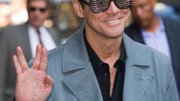 Jim Carrey: El déficit de atención e hiperactividad le han permitido a Jim volverse uno de los comediantes más reconocidos, incluso cuando era niño, se le permitía hacer shows de comedia...si se mantenía quieto en clase.