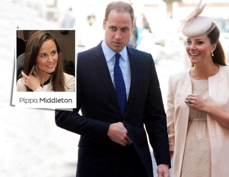 Pippa comparte la misma fama que su cuñado, el príncipe Guillermo, y que su hermana, Kate.