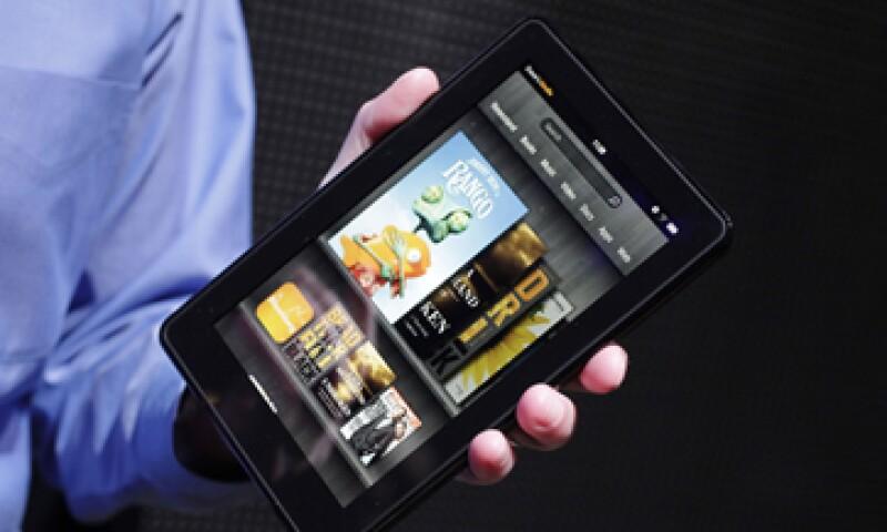 Amazon redujo el precio de la Kindle Fire a 129 dólares el pasado lunes.  (Foto: AP)