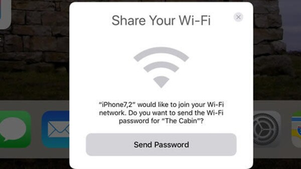 Wi-Fi con iOS 11