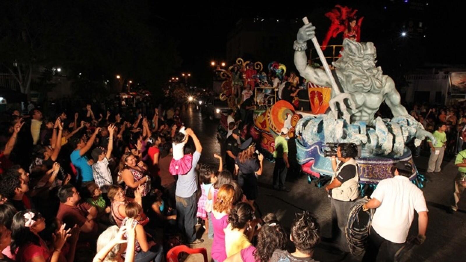 Carnaval en Mérida