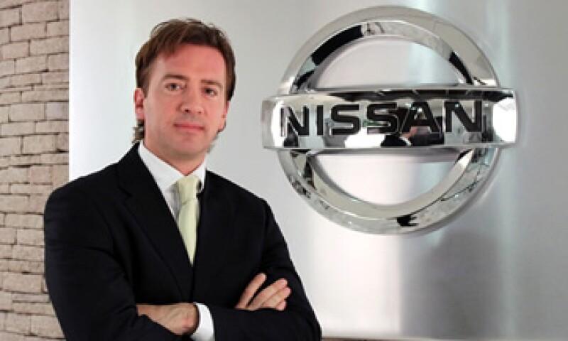 Valls prevé que México se convierta en el séptimo país productor de autos en el mundo. (Foto: Cortesía Nissan )