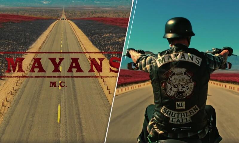 'Mayans MC'