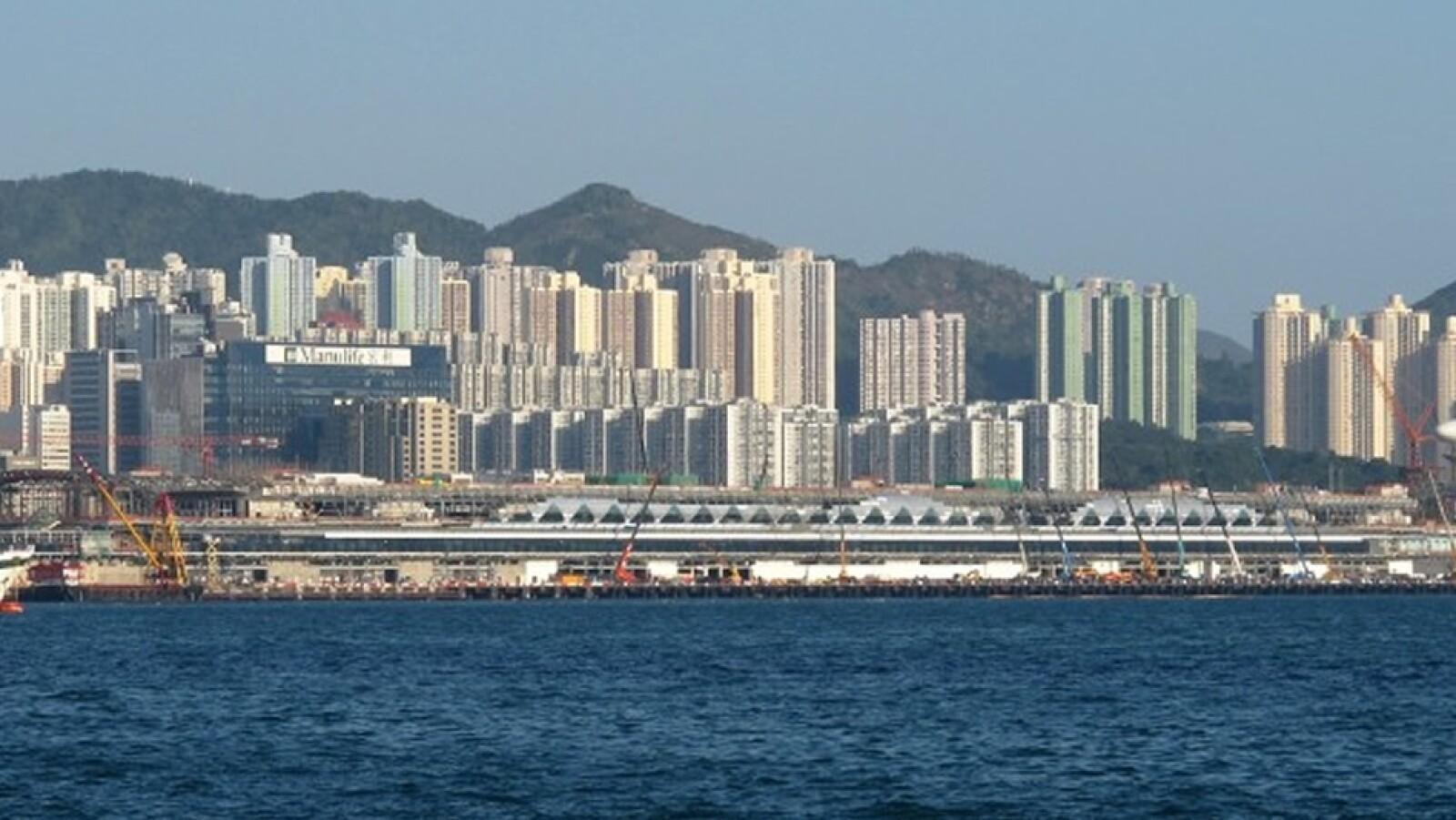 Hong Kong Kai Tak Cruise Terminal
