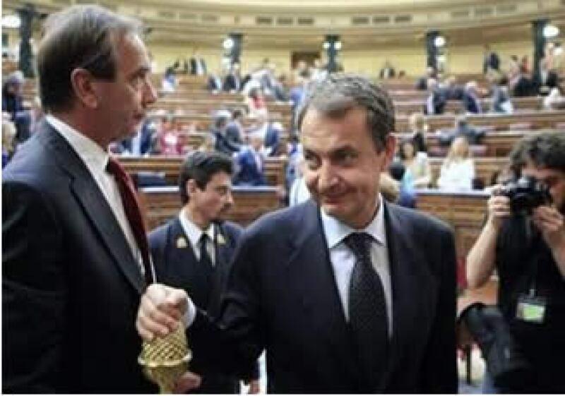 El presidente dijo que el Estado gastaría este año unos 35,000 millones de euros en el subsidio por desempleo. (Foto: Reuters)