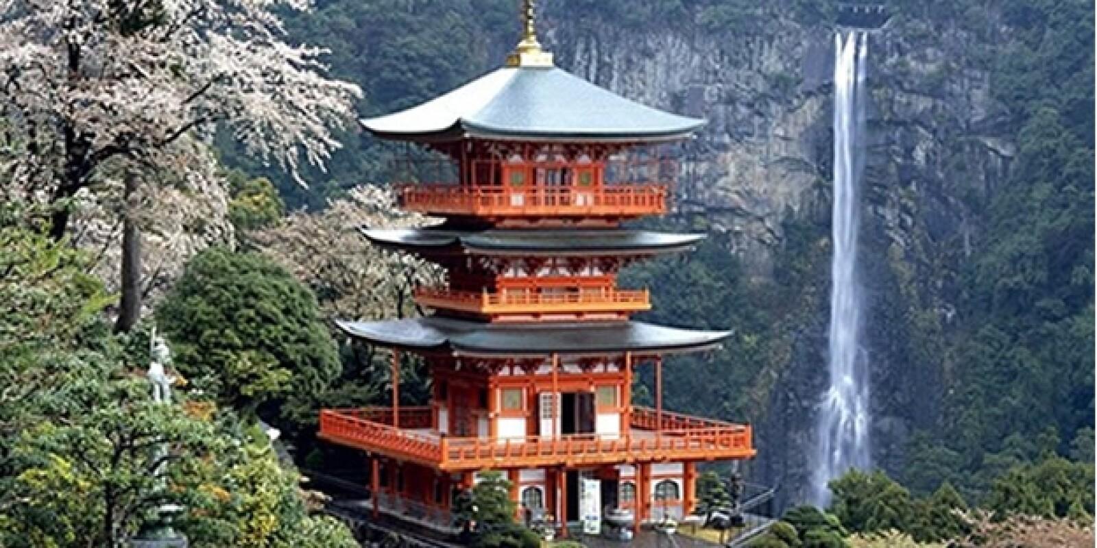 Kumano Ancient Trail Japon